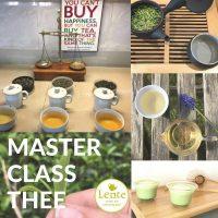 Masterclass Thee Lente
