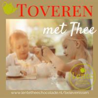 Toveren met thee