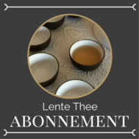 Lente Thee Abonnement