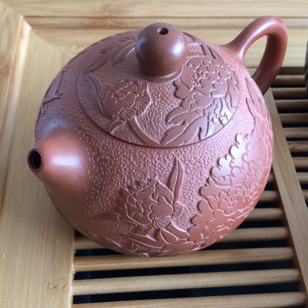 oolong theepot