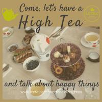 High Tea bij Lente