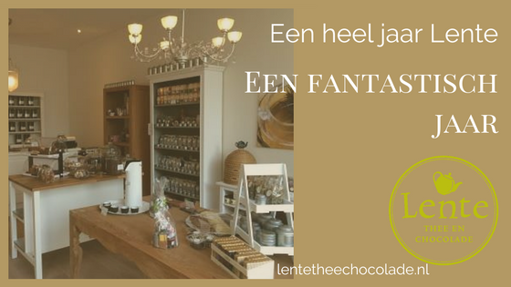 Lente Thee Chocolade