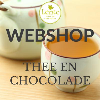 Webshop Lente Thee en Chocolade