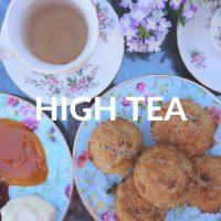 High Tea Theeproeverij Lente Den Haag Scheveningen