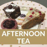 Afternoon Tea Lente